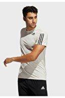 adidas Erkek Altın T-shirt Gq2162