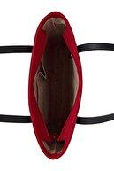 US Polo Assn Kırmızı-lacıvert Kadın Omuz Çantası Us8212