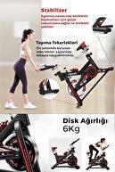 Pratikko Spinning Bike Kondisyon Bisikleti