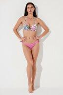 Penti Kadın Çok Renkli Bahamas Push Up Bikini Üstü