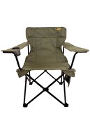 Funky Chairs Funky Chaırs V2 Haki Lüks Kamp Sandalyesi