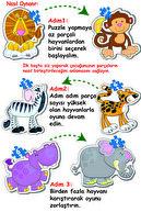 Diytoy Benim İlk Hayvanlar Puzzlem