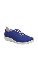 CLARKS Mavi Kadın Ayakkabı 261171854