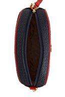 US Polo Assn Lacıvert-kırmızı Kadın Postacı Çantası Us8129