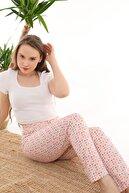 Arvin Kadın Baskılı Pijama Altı