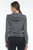 Slazenger Ruın Kadın Sweatshirt K.gri St11wk001