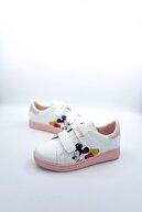 OSEG Kız Çocuk Pembe Beyaz Günlük Sneaker