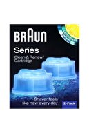 Braun Temizleme Sıvısı 2'li Paket Ccr2