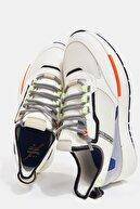 Bershka Erkek Beyaz Kontrast File Spor Ayakkabı