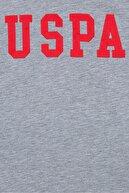 US Polo Assn Grı Erkek Çocuk T-Shirt