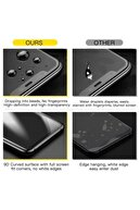 Mislina Iphone 7plus/8plus Mat Seramik Tam Kaplama Ekran Koruyucu Beyaz