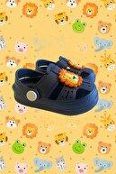 Walk and way Çocuk Happy Lion Kids Sandalet Bilekli Terlik