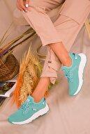 Soho Exclusive Yeşil Kadın Sneaker 15772