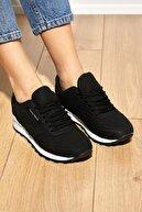 Tonny Black Unısex Spor Ayakkabı Siyah V2106 -> 37 -> Siyah