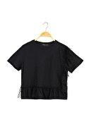 TRENDYOLMİLLA Siyah Örme Bluz TWOSS21BZ1841