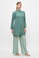 TRENDYOL MODEST Mint Pantolon Tesettür Pantolon TCTSS21PL0647