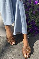 İnan Ayakkabı Kadın Zincirli Terlik