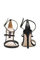 Nine West Kadın Siyah Topuklu Ayakkabı