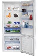Beko No Frost Buzdolabı 670531 Eb Everfresh+