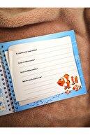 AKILLICA Anne & Çocuk Anı Günlüğü 1-3 Yaş Günlüğüm Anne Bebek Anı Defteri