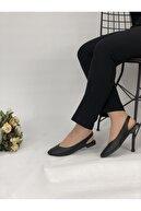 ENOLA Kadın Siyah Babet