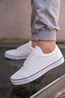 Blyss Unisex Beyaz Spor Unisex Ayakkabı