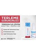 Tereson Terleme Önleyici Sprey 50 ml + Krem Deodorant Gümüş Iyonlu 40 ml