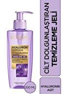 L'Oreal Paris Hyaluron Uzmanı Cilt Dolgunlaştıran Yüz Yıkama Jeli 200 ml- Hyaluronik Asit