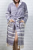Denia Home Kadın Peştamal Bornoz