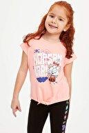 Defacto Kız Çocuk Kral Şakir Lisanslı Tişört
