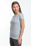 Slazenger Move Kadın T-shirt A.gri