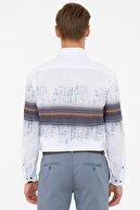 Pierre Cardin Lacivert Regular Fit Gömlek
