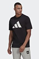 adidas Erkek Siyah Günlük T-shirt Gp9503