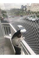 Voven 150*200 Cm 2,5mm - Kedi Koruma Filesi Ağı - Balkon Filesi Ağı - Çocuk Kuş Koruma Filesi Ağı
