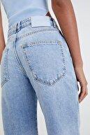 Pull & Bear Distressed Bol Kesim Jean