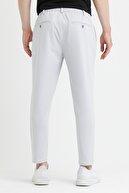 MRS CLOTHING Jogger Erkek Gri Crop Fit Yan Cep Beli Lastikli Rahat Pantolon