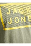 Jack & Jones Erkek Jack Jones  Yuvarlak Yaka Tişört 12185035