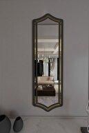 fatma keskinoğlu ikizler çeyiz Sima Boy Aynası Antrasit / 146cm X 45cm