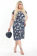 ASOTREND Kadın Büyük Beden Elbise