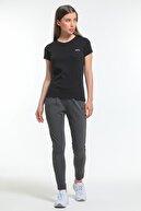 Slazenger Move Kadın T-shirt Siyah