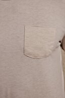 TRENDYOL MAN Taş Erkek Basic Oversize Bisiklet Yaka Kısa Kollu T-Shirt TMNSS20TS0973