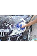 TechnoSmart Mikrofiber Araba Yıkama Süngeri Temizleme Oto Bakım Yıkama Bezi Havlu