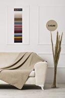 VELERDE HOME Velerde Şönil Çift Taraflı Çekyat Koltuk Örtüsü Şalı - 22 Renk