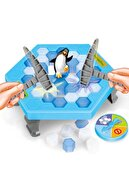 Bundera Buz Tuzağı Akıl Oyunu Eğitici,zeka Ve Strateji Oyunu