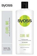 Syoss Curl Me Bukle Belirginleştirici Saç Kremi 500 Ml