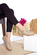 epaavm Ortopedik Ped Vizon Kadın Ayakkabı