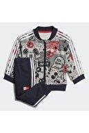 adidas INF DY MM JOG 2 Gri Erkek Çocuk Eşofman 101118117