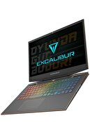 Casper Excalibur G900.1075-bv60x-d Intel 10.nesil I7-10750h 16gb Ram 500gb Nvme Ssd 6gb Rtx2060 Dos