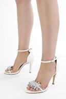 Marjin Kadın Platform Topuklu Ayakkabı EloneRugan