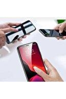 WooW Cover Iphone 11 Gizli Hayalet 5d Tam Kaplayan Kırılmaz Cam ( Siyah ) Ip11-privacy-sıyah